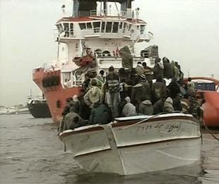 LIBYA-MIGRANTS/